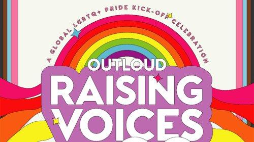 OutLoud Announces Dates of Live Pride Concert & Adam Lambert's Lineup