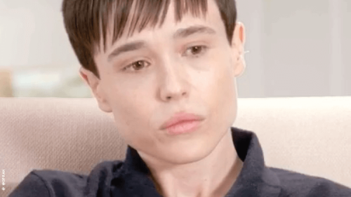 Elliot Page Asks Followers to Urge Tenn. Gov to Veto Anti-Trans Bills