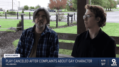 Ohio High School Cancels Play After Furor Over LGBTQ+ Character