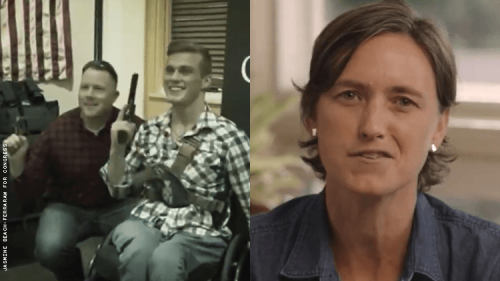 Out Candidate Draws Parallels Between Madison Cawthorn and Nazis in Ad