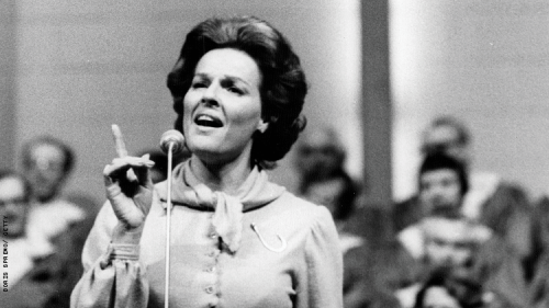Another Pie in the Face for Anita Bryant: Her Granddaughter Is Gay