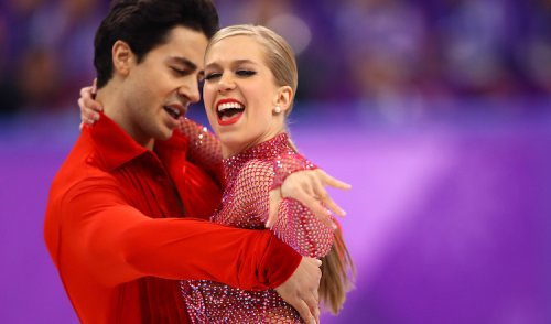 Olympic Ice Dancer Kaitlyn Weaver Comes Out in Heartfelt Post