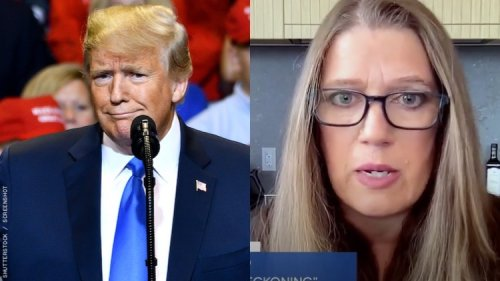 """Mary Trump Responds to Donald Trump's Lawsuit: """"He is a F---ing Loser"""""""