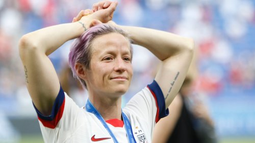 Megan Rapinoe Faces Calls for Cancellation Over Unearthed Tweet