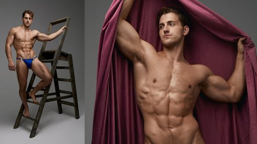 Props for Classic Nude Photos by Stas Vokman