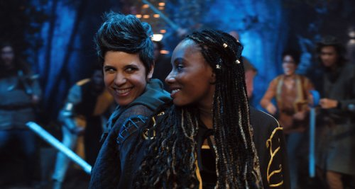 'Mythic Quest' Returns — And With a Sweet Lesbian Love Story