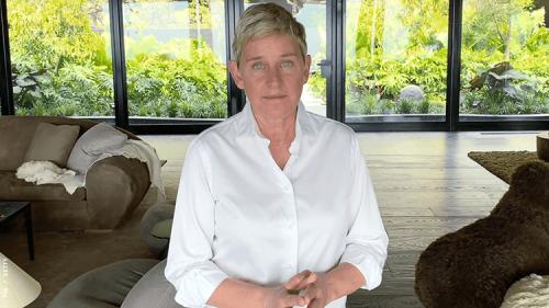 Ellen DeGeneres Ending Talk Show, Claims She Is No Longer 'Challenged'