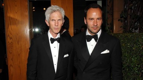 Tom Ford Announces Death of Husband, Richard Buckley, at 72