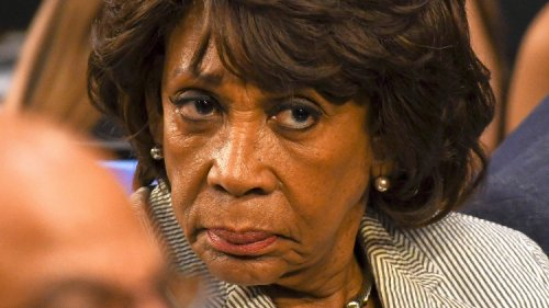 Maxine Waters to Jim Jordan at Fauci Hearing: 'Shut Your Mouth'