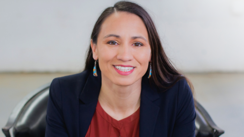 Rep. Sharice Davids: Fighting for LGBTQ+, Native People in Congress