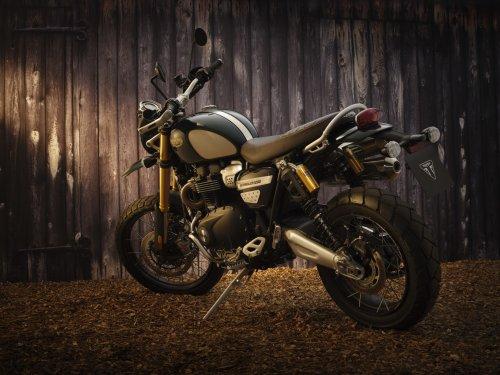 Triumph Scrambler 1200 series overhauled for 2021 - Adventure Rider