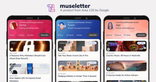 Why Marketers Should Take Note of Google's Newsletter Effort