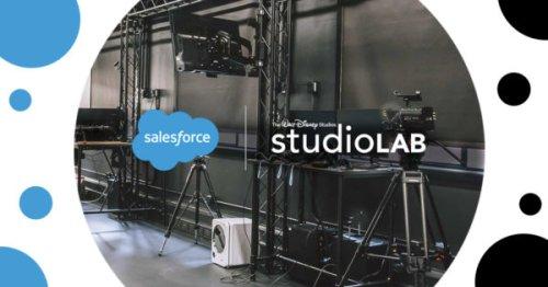 Disney Studios Taps Salesforce to 'Reimagine' Collaboration
