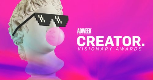 Honoring Creators at Adweek's First Creator Visionary Awards
