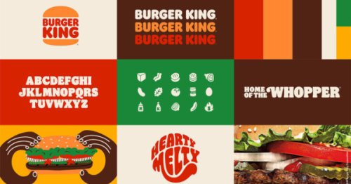 Burger King Rolls Out a Refreshingly Familiar New Look