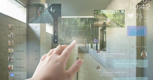Mark Zuckerberg Talks Augmented Reality