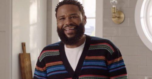Mr. Peanut, Anthony Anderson 'Shake It Like Dad' for Father's Day
