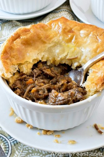 Aussie Meat Pies - A Family Feast®