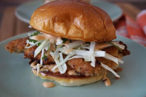 The Best Crispy Chicken Sandwich Recipe