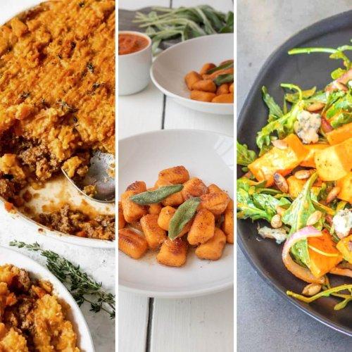 21 Sweet Potato Recipes Perfect for Fall