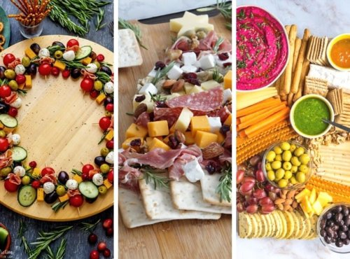 How to Make the Perfect Party Platter