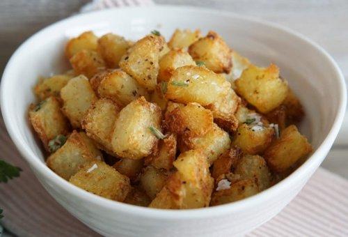 The Best Crispy Potatoes You'll Ever Eat