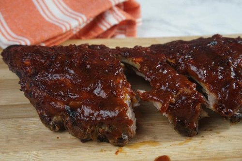 Easy Oven-Baked Baby Back Ribs