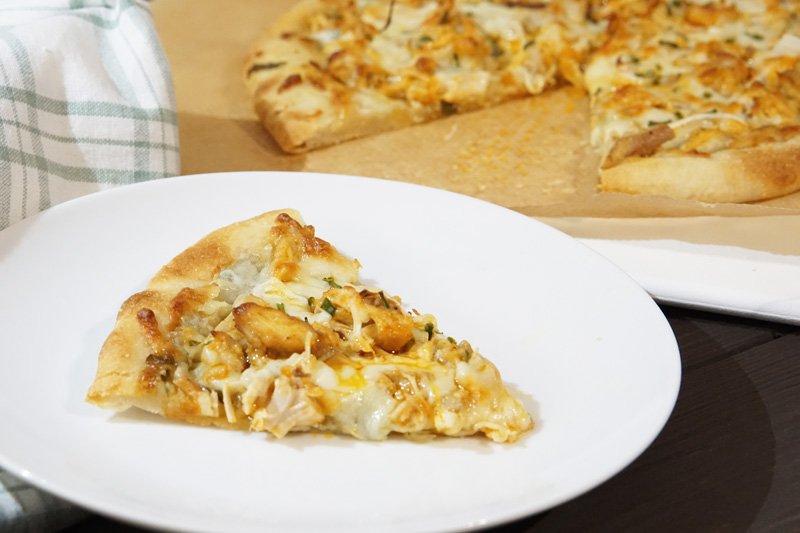 Delicious Buffalo Chicken Pizza Recipe