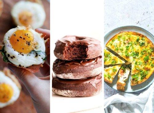 22 Air Fryer Breakfast Recipes