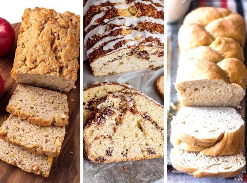 25 Tasty Homemade Bread Recipes