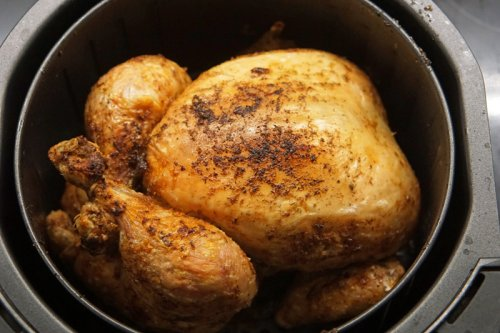8 Simple But delicious Air Fryer Recipes