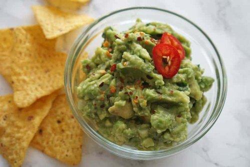 Easy Guacamole Recipe: Delicious & Healthy