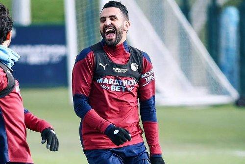 Manchester City: Mahrez voulait le PSG, il a été servi!