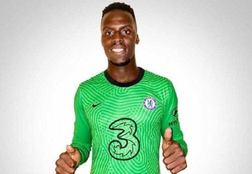 Chelsea: Edouard Mendy dans un cercle très fermé!