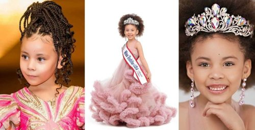 A 5 ans, Kleopatra Vargas remporte « Miss Toddler USA 2021 »