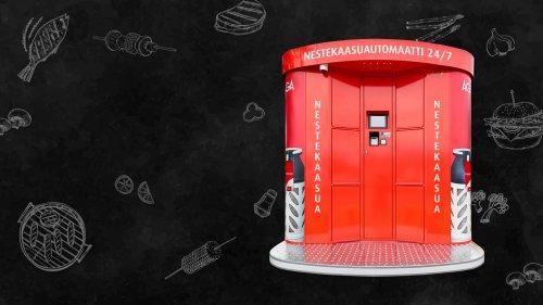Nestekaasuautomaatti - MyAGA