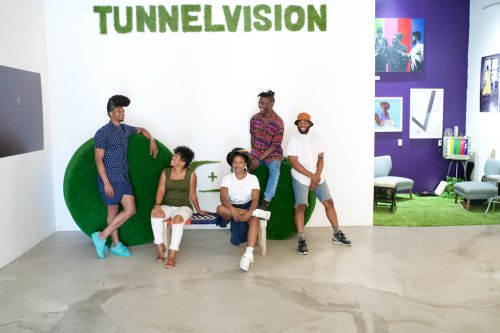 """""""That is Who We Are, and It's Beautiful"""": The Radiant Vision of the TunnelVision Artists"""