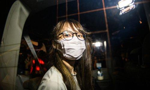 Hong Kong libera l'attivista pro-democrazia