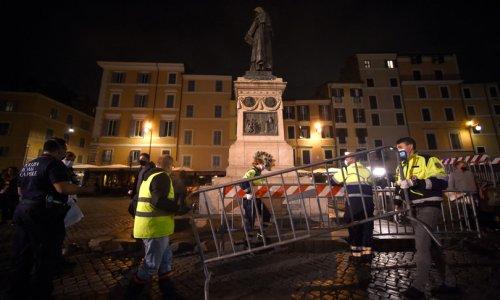 Risse e aggressioni nella notte degli Europei di Roma