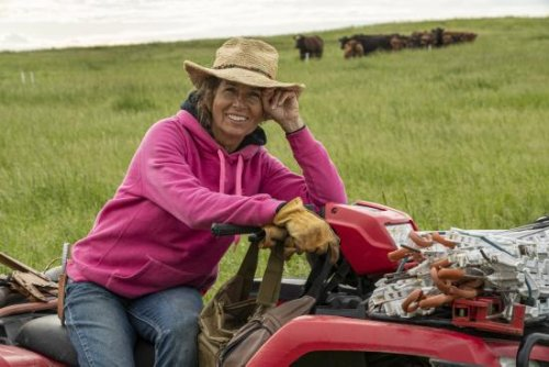 She's driven by soil health and pasture management