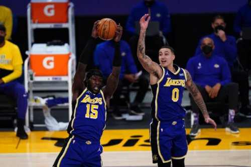 Report: Nets not interested in Montrezl Harrell and Kyle Kuzma in a Spencer Dinwiddie sign-and-trade