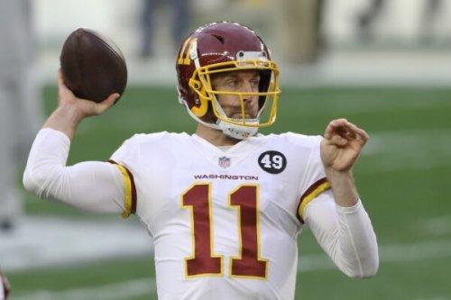 Report: Former Washington Football Team quarterback Alex Smith announces retirement