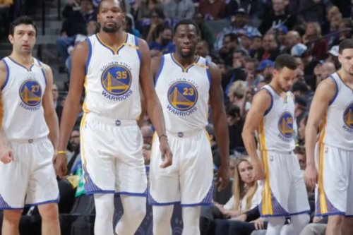 Kevin Durant says he didn't have a relationship with Stephen Curry, Klay Thompson or Draymond Green