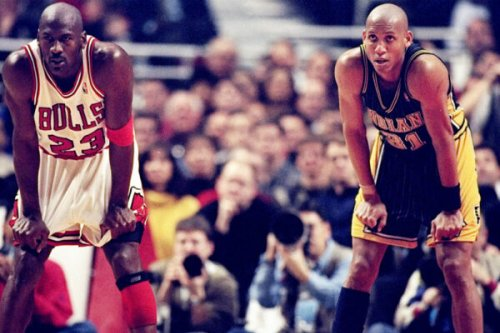 Reggie Miller says he would have told Michael Jordan to go 'f–k himself' if he ever recruited him to Chicago