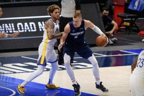 Report: Mavs approached Warriors before deadline on deal centered around Kristaps Porzingis and Kelly Oubre