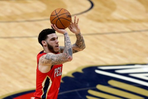 Report: The 'feeling around the league' is that the Pelicans won't match any offer sheet over $20M annually for Lonzo Ball