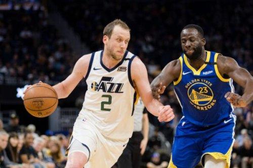 Report: Golden State Warriors interested in acquiring Joe Ingles