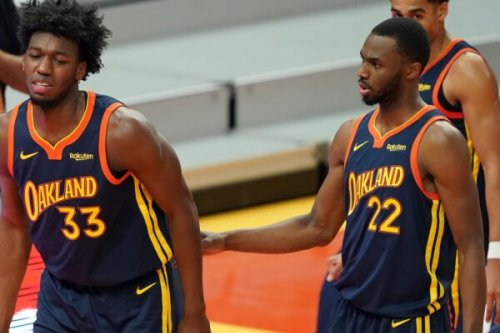 Report: Warriors hold 'low level of concern' that James Wiseman's injury will be 'major blow'