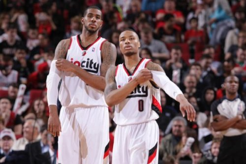 Damian Lillard campaigns for Trail Blazers to retire LaMarcus Aldridge's number after shocking retirement