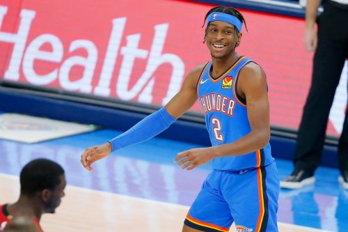 Report: Shai Gilgeous-Alexander expected to sign 5-year max extension with Thunder